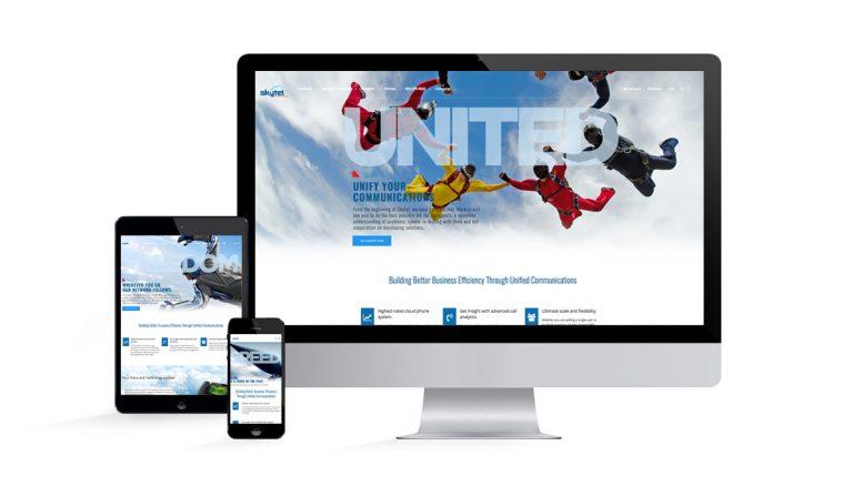 Skytel Website