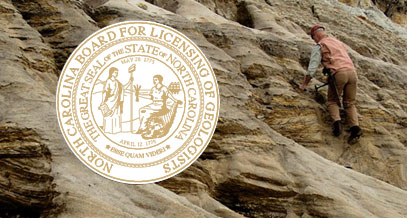 North Carolina Board for the Licensing of Geologists